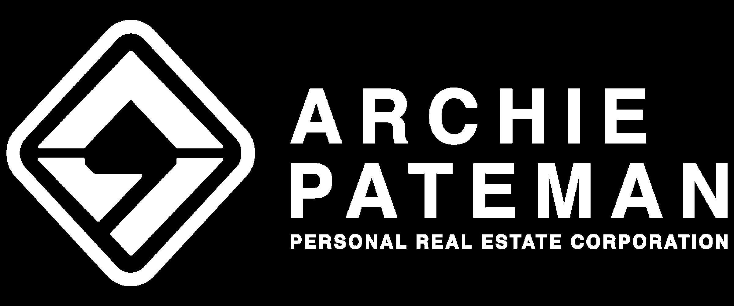 Archie Pateman Real Estate Logo